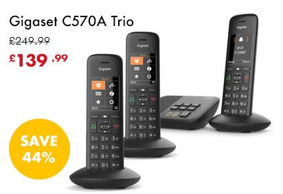 Gigaset C570A Trio