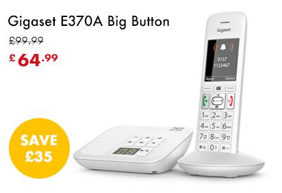 Gigaset E370A Big Button