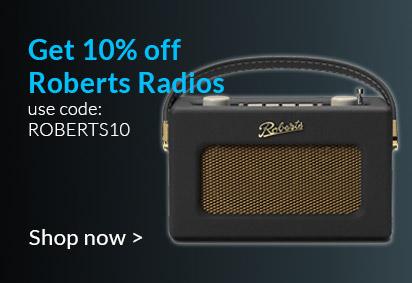 10% Off Roberts Radios