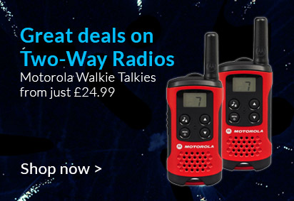 Motorola Two-Way Radios SALE