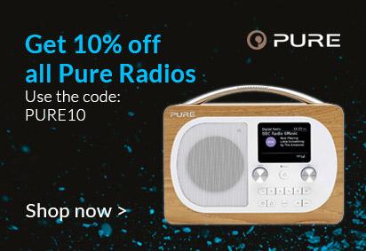 Pure DAB Radios