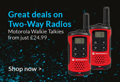 Motorola Two-Way Radios SALE