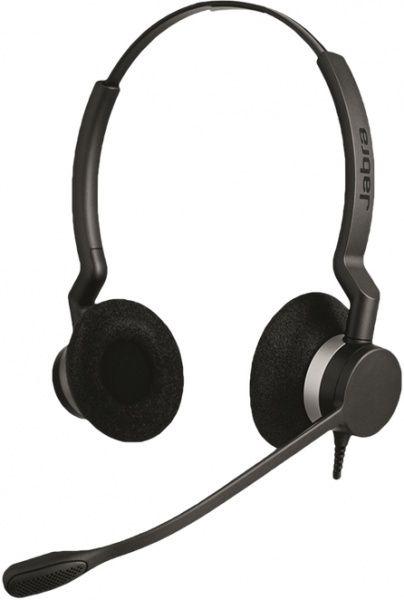 Image of Jabra BIZ 2300 QD Unify Duo Corded Headset