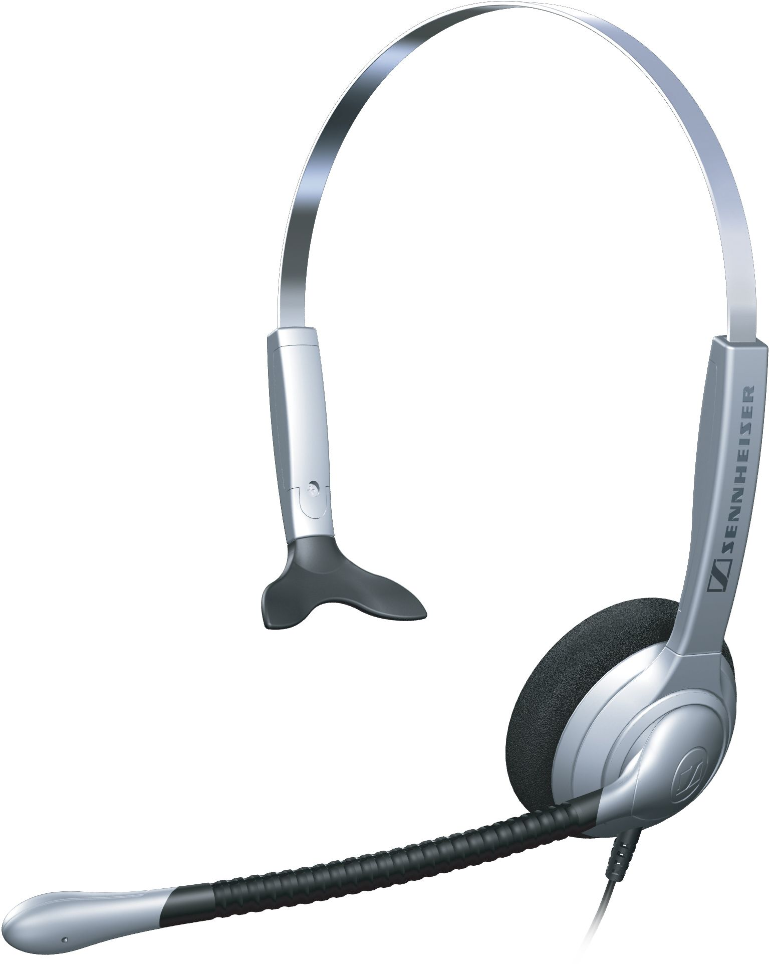 Image of Sennheiser SH 330 IP Mono Corded Headset for PC