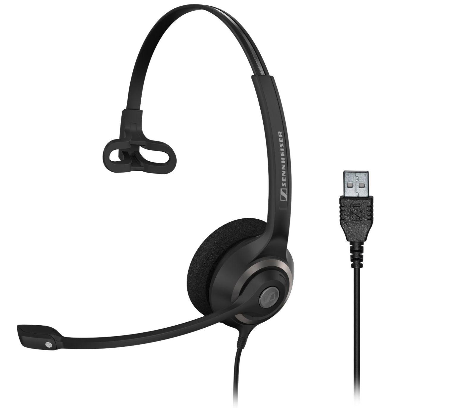 Image of Sennheiser SC 230 USB Corded Headset for PC