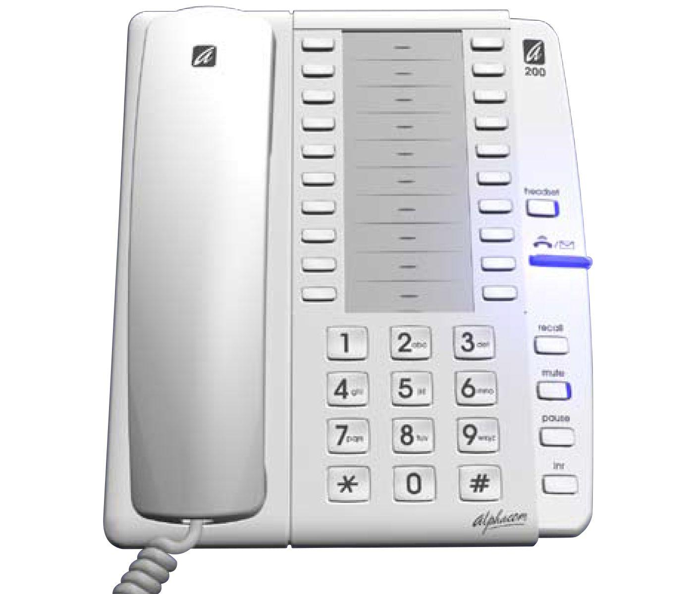 Image of Alphacom A200WH