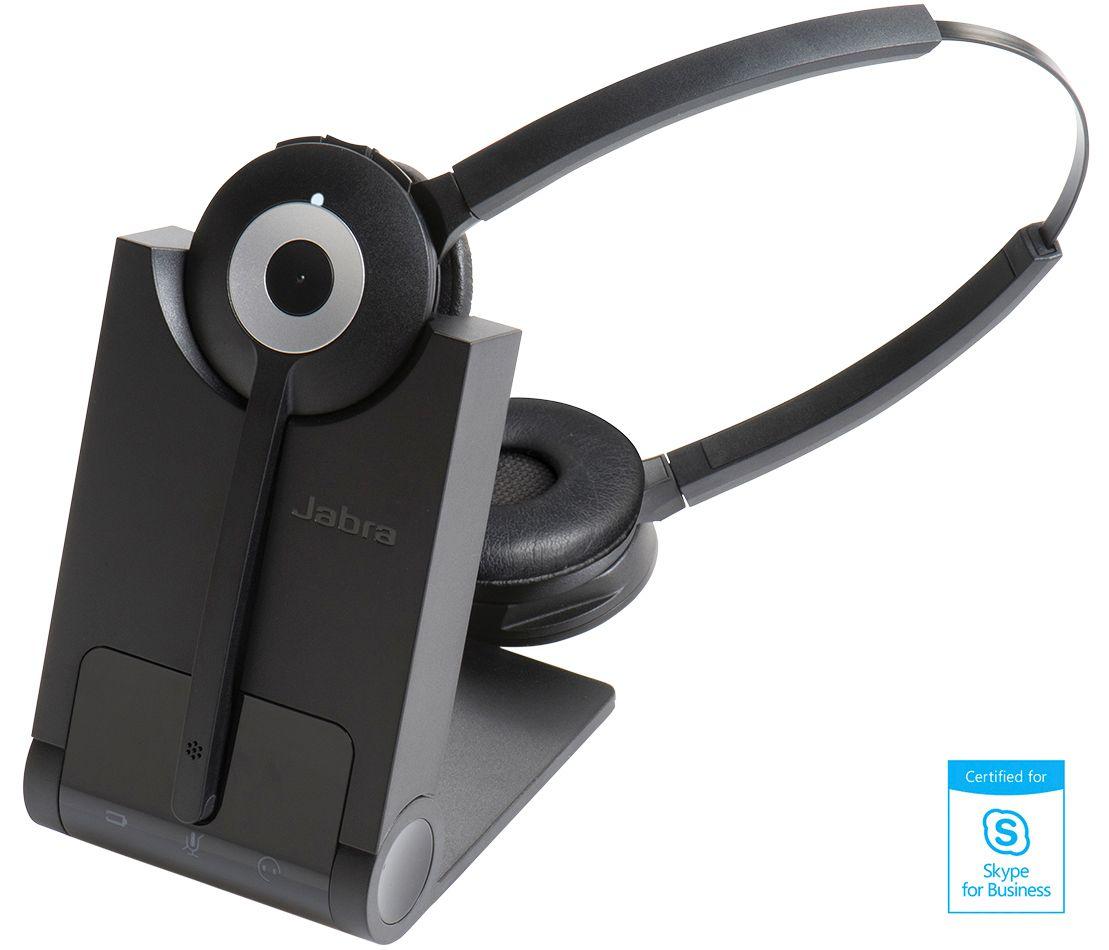 Jabra Pro 930 MS Duo Wireless PC Headset