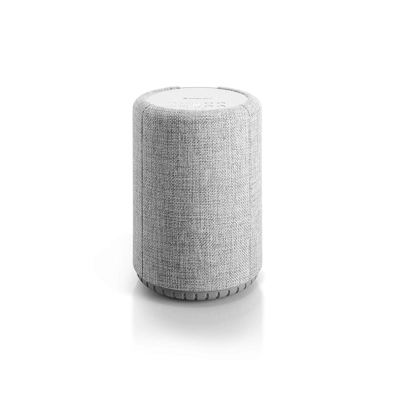 Image of Audio Pro A10 Wireless Multiroom Speaker in Light Grey
