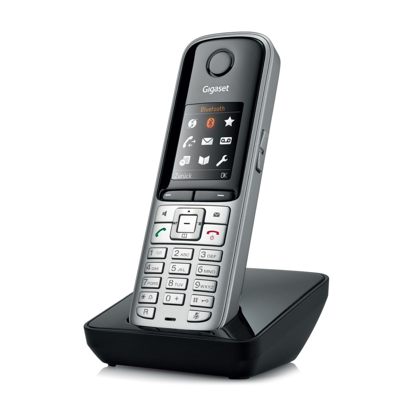 siemens gigaset s810h additional cordless handset ligo. Black Bedroom Furniture Sets. Home Design Ideas