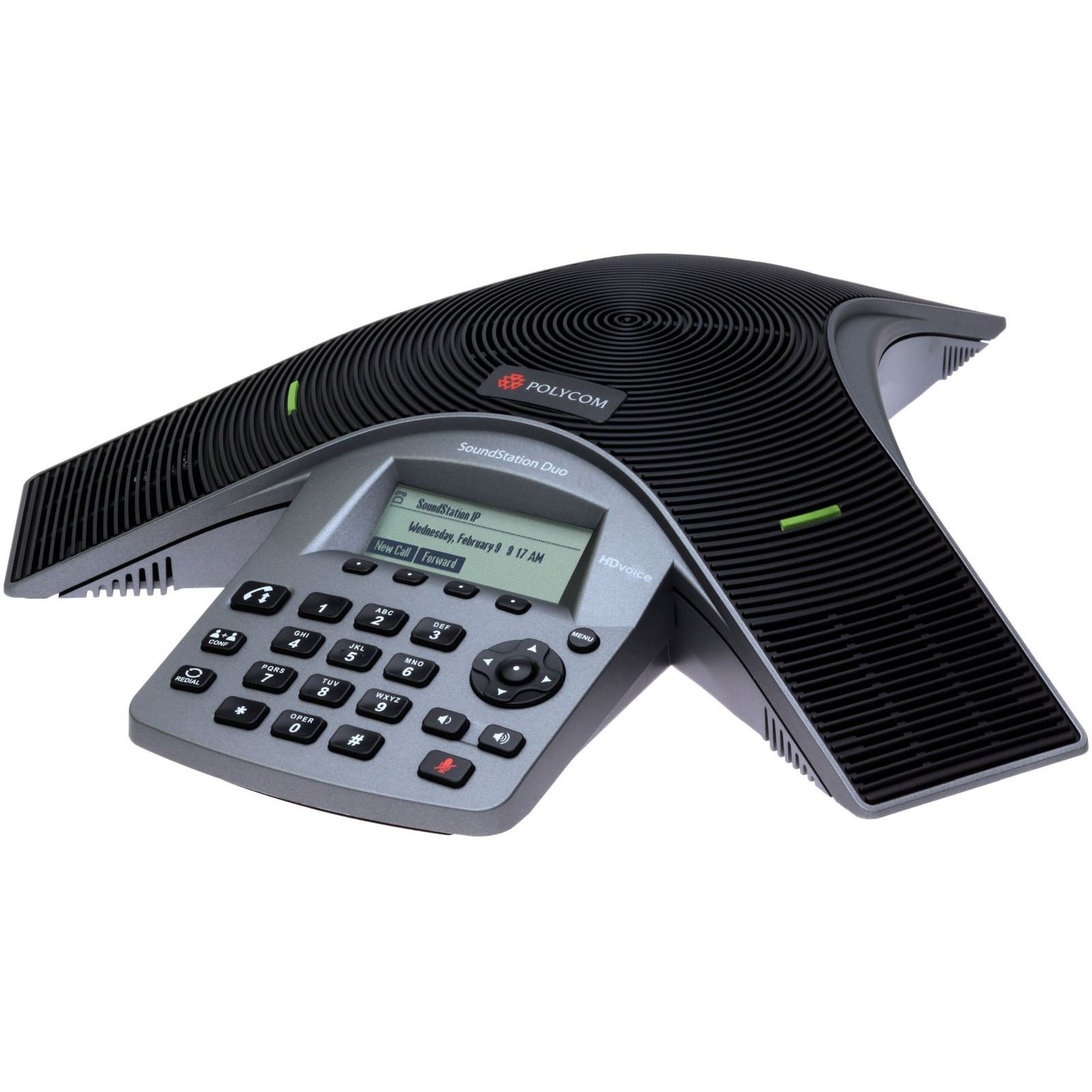 Polycom Soundstation Duo Conference Phone Buy With Ligo Advance Speaker Portable Komputer 30