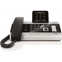 Siemens Gigaset DX800A Multiline Desktop Phone for Landline & VoIP