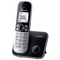 Panasonic KX-TG 6811 Cordless Phone, Single Handset