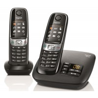 Siemens Gigaset C620A Cordless Phone, Twin Handset with Answer Machine