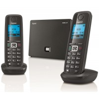 Siemens Gigaset A510 IP Twin VoIP Cordless Phone