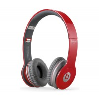 Beats Solo HD Headphones - RED Edition