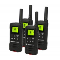 Motorola TLKR T60 Quad Two-Way Radios