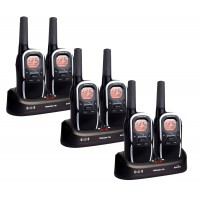Binatone Terrain 750 Sextet Two Way Radios