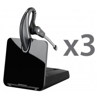 Plantronics CS530 Trio Wireless Headset