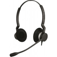 Jabra BIZ 2300 QD Duo Corded Headset with Noise Cancelling