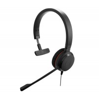 Jabra Evolve 20 MS Mono Corded Headset for PC