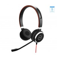 Jabra Evolve 40 MS Stereo Corded Headset
