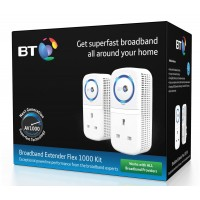 BT Broadband Extender Flex 1000 Kit
