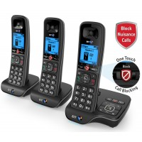 BT 6600 Trio Cordless Phones