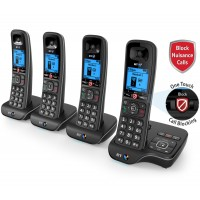 BT 6600 Quad Cordless Phones