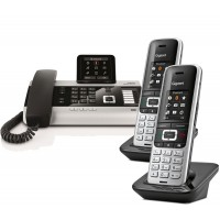 Siemens Gigaset DX800A Trio with S850H IP DECT Phone