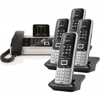 Siemens Gigaset DX800A Quint with S850H IP DECT Phone