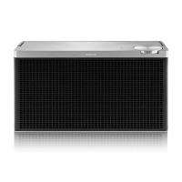 Geneva Touring M Portable Bluetooth Speaker in Black
