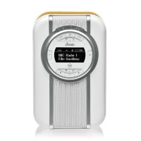 VQ Christie Retro DAB Radio & Bluetooth Speaker in Mustard