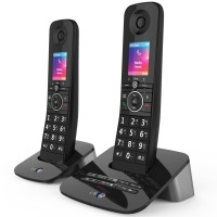 BT Premium Cordless Phone with Advanced Nuisance Call Blocker, Twin Handset - 2