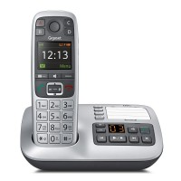 Gigaset E560A Cordless Phone, Single Handset with Big Buttons