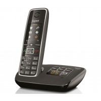 Siemens Gigaset C530A Cordless Phone, Single Handset with Answer Machine
