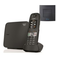 Siemens Gigaset E630A Cordless Phone with Long Range