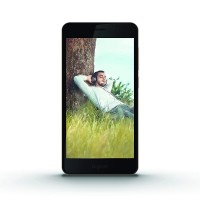 """Gigaset GS180 Smartphone in Champagne with 5.0"""" HD Display & Dual Sim"""