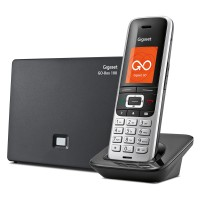 Siemens Gigaset S850A GO Professional VoIP Cordless Phone