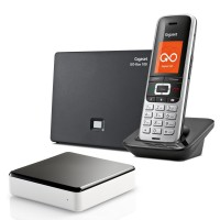 Siemens Gigaset Premium S850A GO with Link-to-Mobile