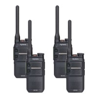 Hytera BD305LF Quad Pack License-Free Two Way Radios