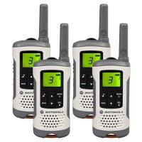 Motorola TLKR T50 Quad Pack License-free Two Way Radios