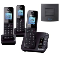 Panasonic KX-TGH263 Trio with Long Range