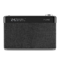 Pure Avalon N5 DAB Radio in Charcoal