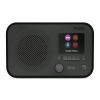 Pure Elan BT3 Portable DAB Radio with Bluetooth in Graphite