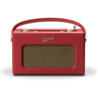 Roberts Revival RD70 DAB/FM Radio with Bluetooth in Red
