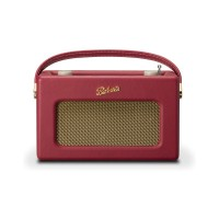 Roberts Revival iStream 3 DAB+/FM Internet Smart Radio with Bluetooth in Berry Red