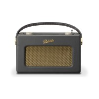 Roberts Revival iStream 3 DAB+/FM Internet Smart Radio with Bluetooth in Charcoal Grey