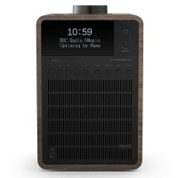 Revo SuperSignal DAB Radio with Bluetooth in Walnut/Black