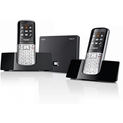 Siemens Gigaset SL400A IP VoIP Twin Bluetooth