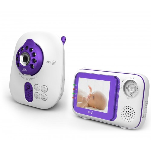 BT Video Baby Monitor 1000